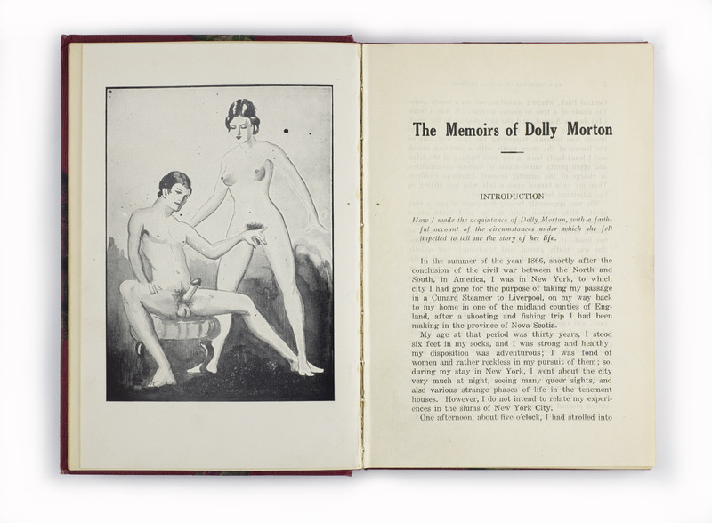 <em>The Memoirs of Dolly Morton</em> (1899)