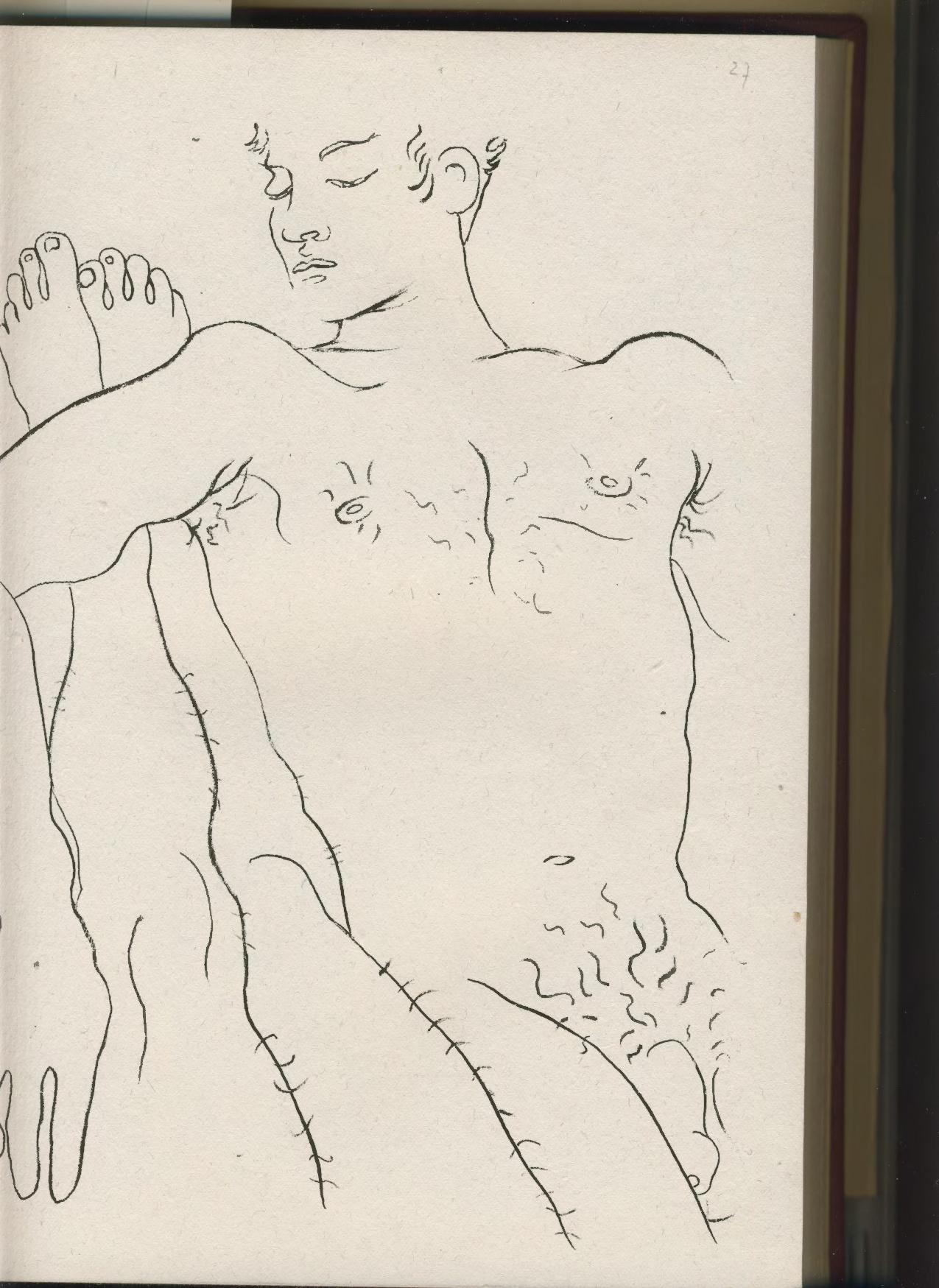 <em>Querelle de Brest</em> by Jean Genet and Jean Cocteau (1947)