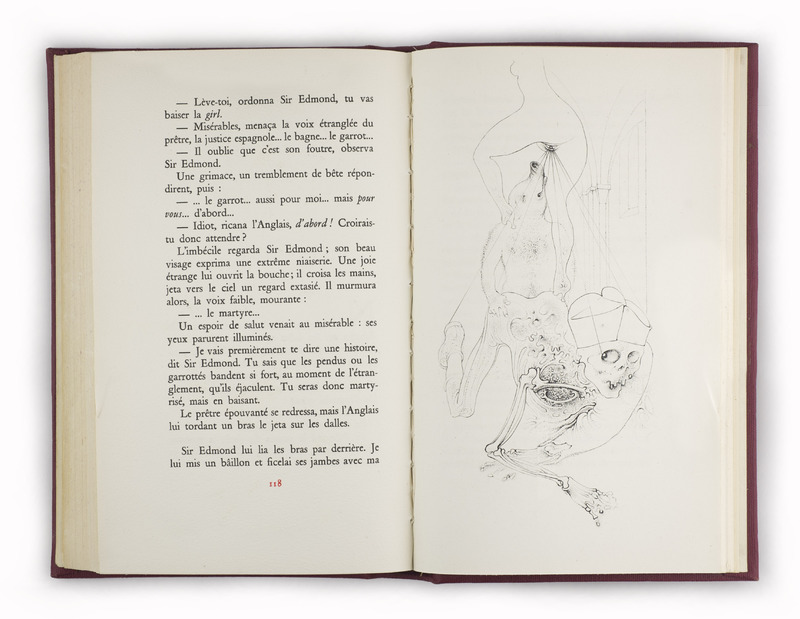 <em>Histoire de l'œil</em> by Georges Bataille and Hans Bellmer (1947)